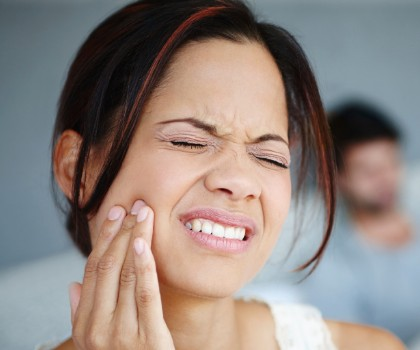 Jaw Pain & TMJ, Burlington Dentist